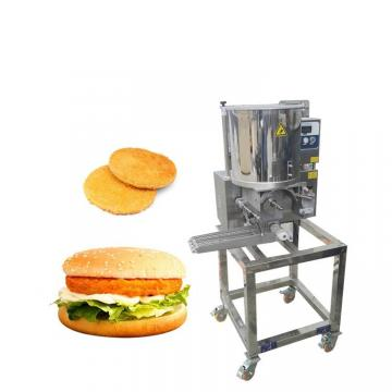 Mini Chicken Hamburger Press Molding Maker Automated Food Machines