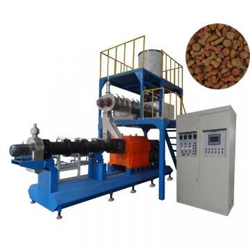250-800kg\H Screw Pet Dog Food Extruder Processing Machine