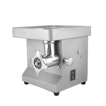 Commercial Stainless Steel Electric Frozen Meat Grinder