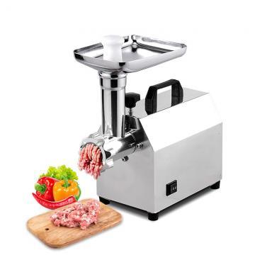 Commercial Meat Slicer Meat Mixer Grinder Bowl Sausage Meat Grinder with Stuffer