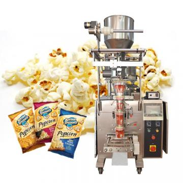 Electric Automatic Stainless Steel Popcorn / Snack / Nut Coating Machine