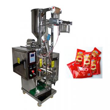 Automatic Ketchup Sauce Packet Filling and Packing Chilli Sauce Packaging Machine