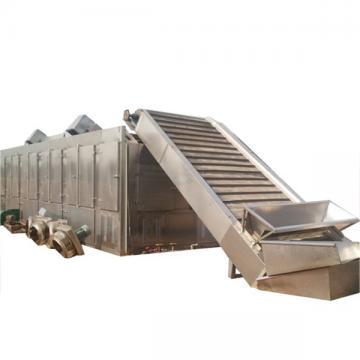 High Efficiency Mesh Belt Dryer Coke Briquette Drying Machine