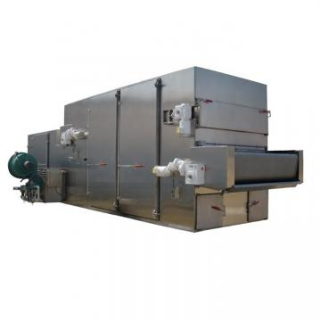 Continuous Movement Microwave Mesh Belt Drying Dryer Machine with Sterilization for Food/Fruit/Vegetable/Chemical/Health Care Products