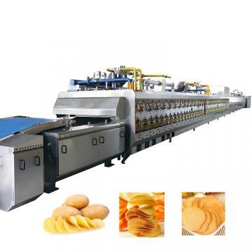 Automatic Fresh Potato Chips Making Equipment