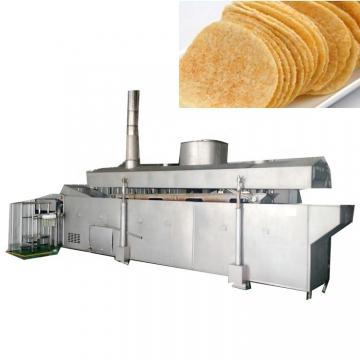 2500 Kg Drying Capacity Dryer Machine for Potato Chips