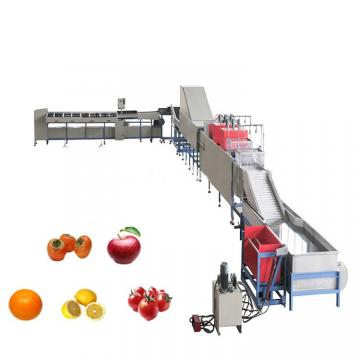 Complete Turnkey Fruit Vegetable Juice Jam Processing Line Jam Production Line Equipment Paste Processing Line Puree Paste Production Line