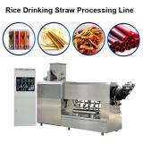 Drinking straw making extrusion machine drinking straw extruder