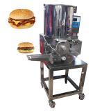 Commercial Square Hamburger Patty Press Maker Burger Making Machine