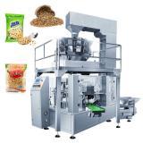 Coffee Sugar Granule Salt Chips Rice Nuts Chocolate Grain Beef Jerky Popcorn Dates Potato Chips Beans Snack Food Vertical Packaging Machine